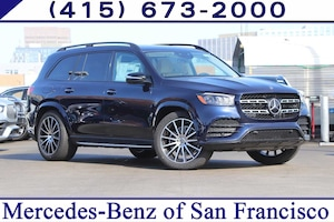 Featured New 2021 Mercedes-Benz GLS 580 4MATIC SUV for Sale in San Francisco