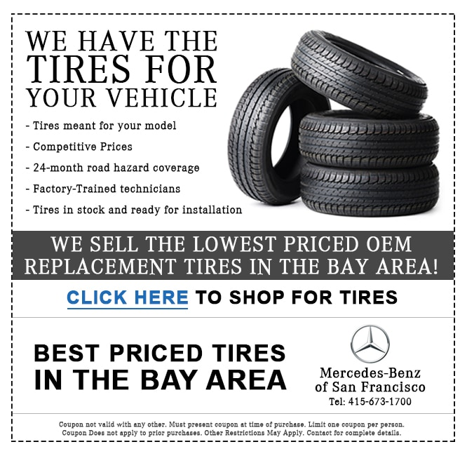 MercedesBenz Auto Service Specials In San Francisco Bay Area - Mercedes benz service coupons