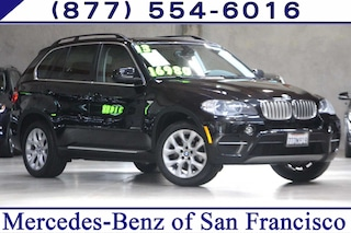 Pre-Owned 2013 BMW X5 xDrive35i 4D Sport Utility SUV in San Francisco, CA