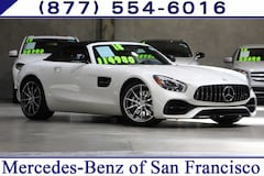 Certified Pre-Owned 2018 Mercedes-Benz AMG® GT 2D Convertible Convertible WDDYK7HA4JA016531 for Sale in the San Francisco Bay Area