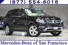 Certified Pre-Owned 2017 Mercedes-Benz GLE GLE 350 4D Sport Utility 4matic SUV 4JGDA5HBXHA866310 for Sale in the San Francisco Bay Area