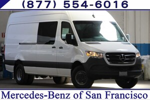 2019 Mercedes-Benz Sprinter 3500XD High Roof V6