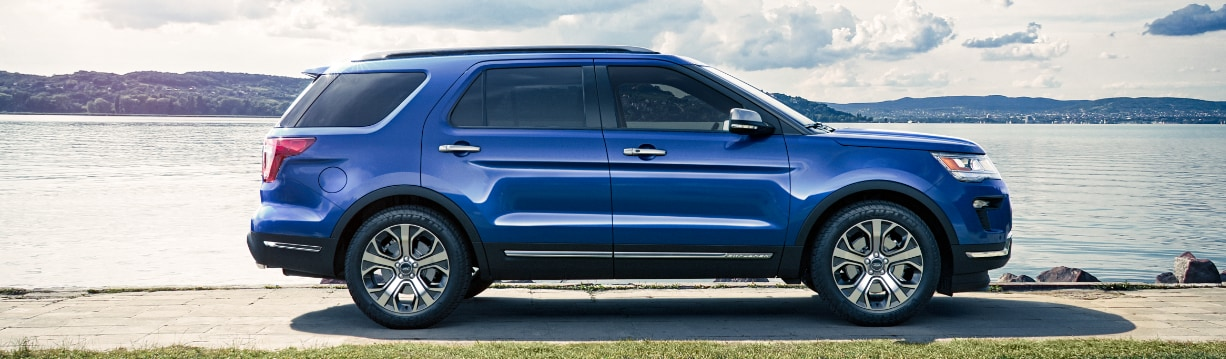 Discover The  Ford Explorer Near Waterbury Ct