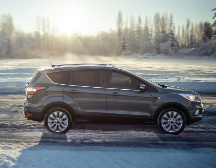Do Snow Tires Help You Control Your Car Better On Icy Snowy Roads