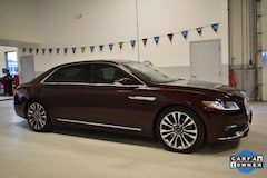 Used 2017 Lincoln Continental Reserve Sedan 1LN6L9NC6H5611413 for Sale in Watertown, CT