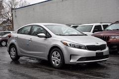 New 2018 Kia Forte LX Sedan Waterbury, CT
