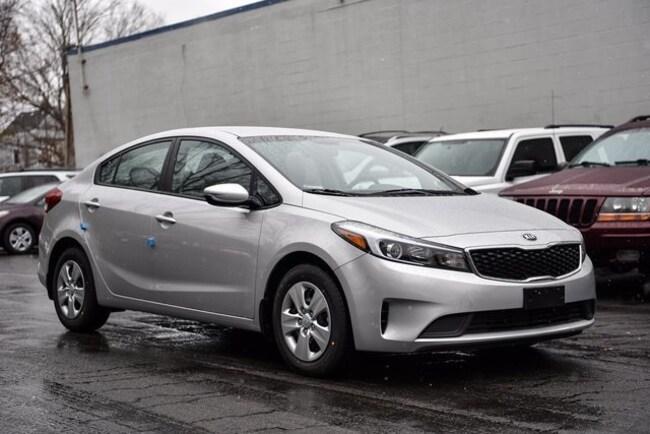 New 2018 Kia Forte LX Sedan in Watertown, CT