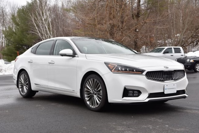 New 2018 Kia Cadenza Limited Sedan in Watertown, CT