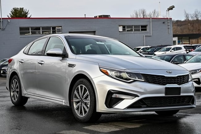 New 2019 Kia Optima LX Sedan in Watertown, CT