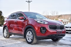 New 2018 Kia Sportage LX SUV Waterbury, CT