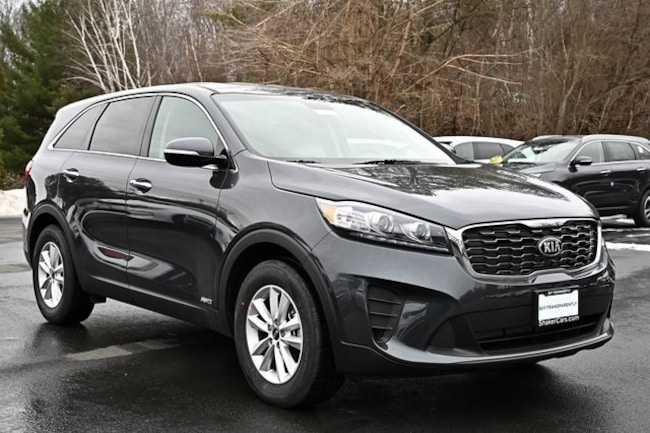 New 2019 Kia Sorento 3.3L LX SUV in Watertown, CT