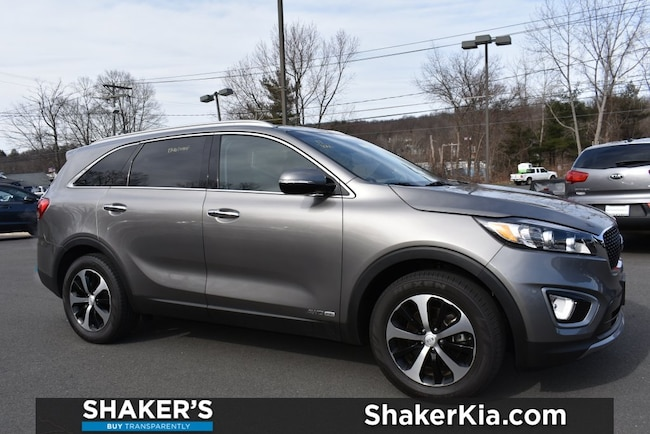Certified Used 2017 Kia Sorento EX SUV in Watertown, CT