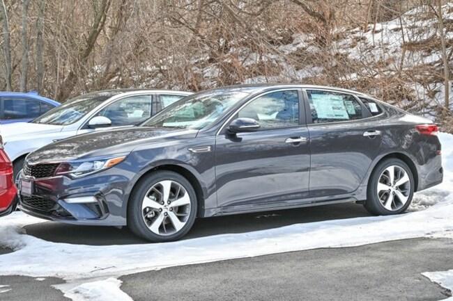New 2019 Kia Optima S Sedan in Watertown, CT