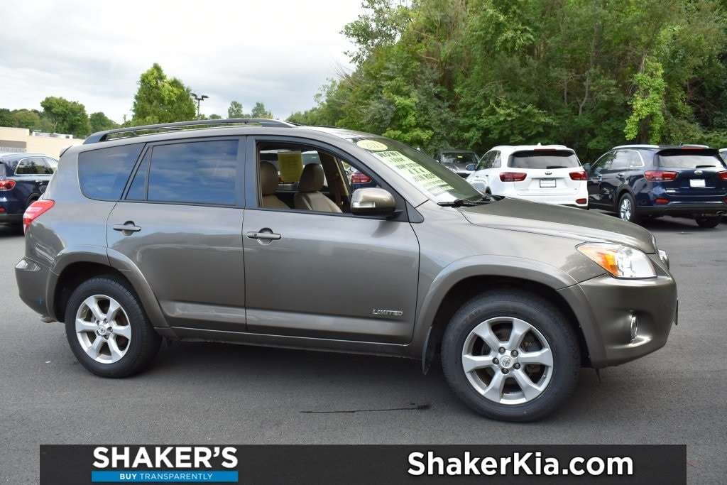 Used 2011 Toyota RAV4 Limited SUV In Watertown, CT