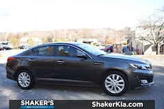 Certified used 2015 Kia Optima EX Sedan in Watertown, CT