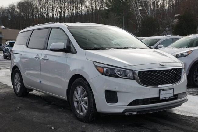 New 2018 Kia Sedona LX Van Passenger Van in Watertown, CT