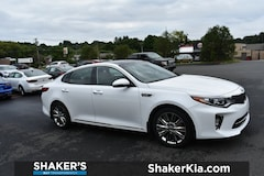 New 2018 Kia Optima SX Turbo Sedan Waterbury, CT