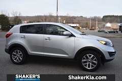 Certified used 2016 Kia Sportage LX SUV in Watertown, CT