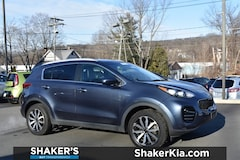 Used 2017 Kia Sportage EX SUV Waterbury, Connecticut