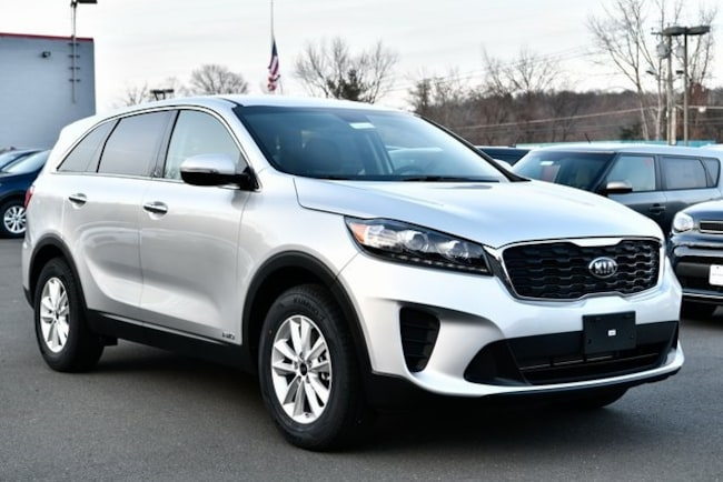 New 2019 Kia Sorento 2.4L LX SUV in Watertown, CT
