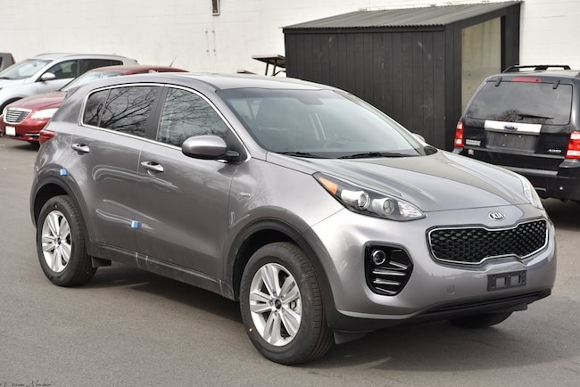 New 2018 Kia Sportage LX SUV in Watertown, CT