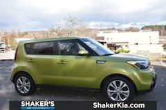 Certified used 2016 Kia Soul Plus Hatchback in Watertown, CT