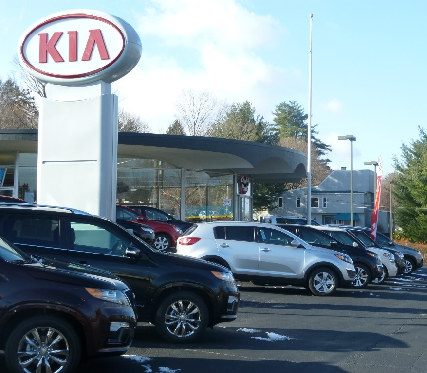 New Kia And Used Car Dealer