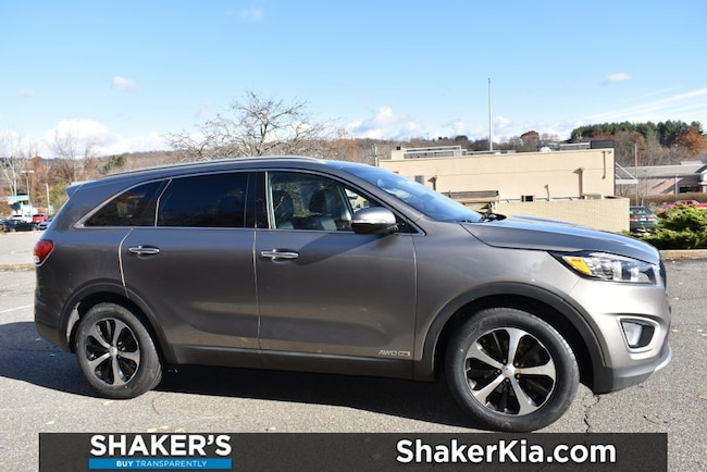 Certified Used 2016 Kia Sorento EX SUV in Watertown, CT