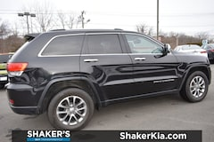 Used 2015 Jeep Grand Cherokee Limited SUV Waterbury, Connecticut