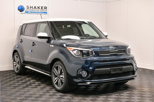 New 2018 Kia Soul + Hatchback in Watertown, CT