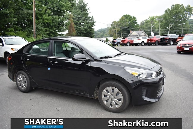 New 2018 Kia Rio S Sedan in Watertown, CT