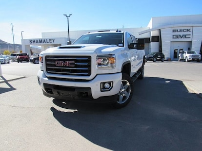 Shamaley Buick Gmc >> New 2018 Gmc Sierra 2500hd For Sale At Shamaley Auto Group