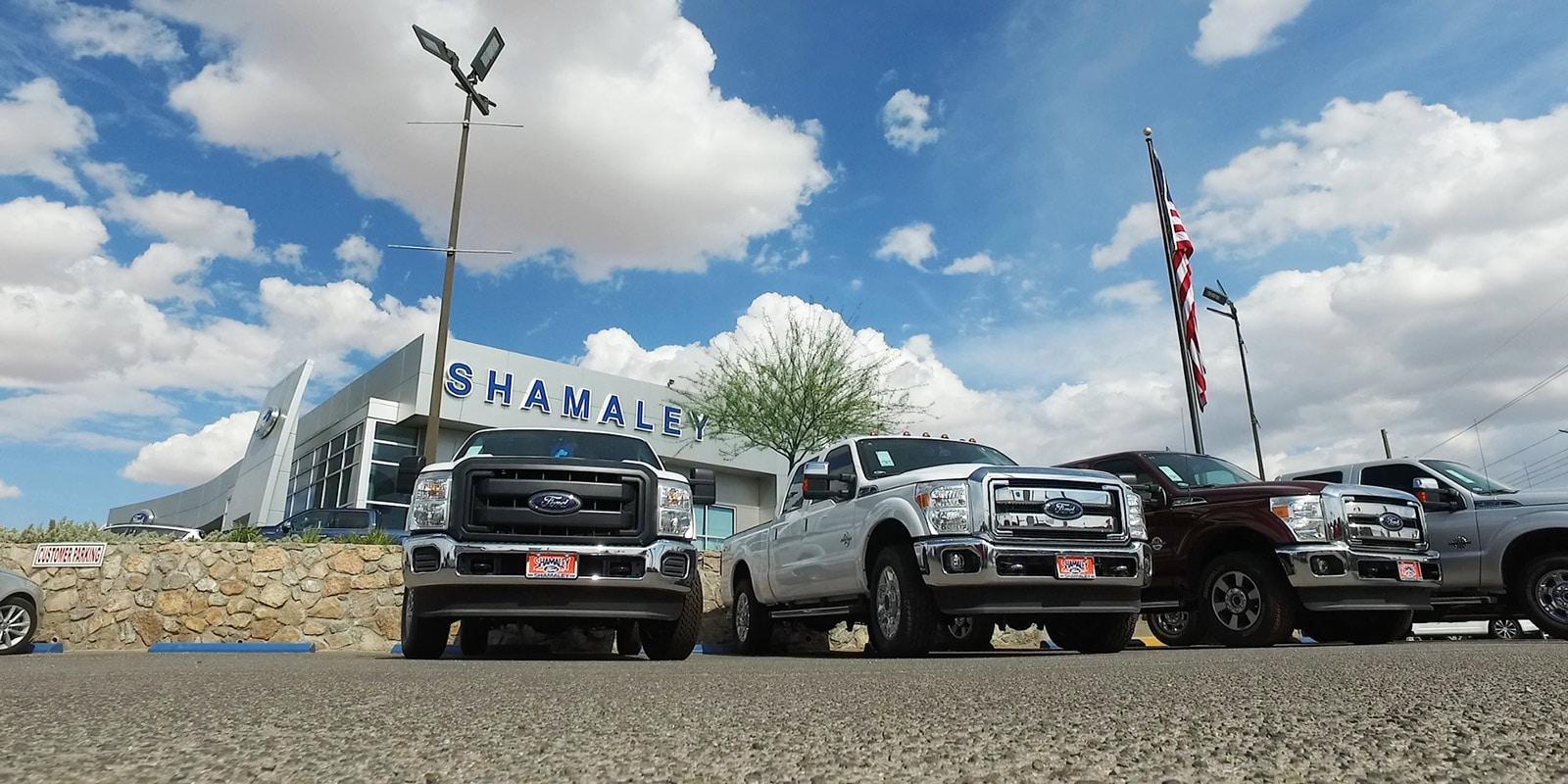 Shamaley Ford | El Paso Car U0026 Truck Dealership Near Me