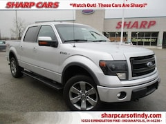 Used 2014 Ford F-150 FX4 Truck S2863 for sale in Indianapolis, IN