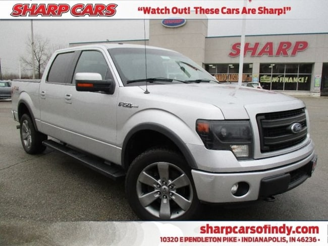 Used 2014 Ford F-150 FX4 Truck in Indianapolis, IN