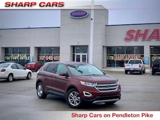 Used 2016 Ford Edge SEL SUV S2947 for sale in Indianapolis, IN