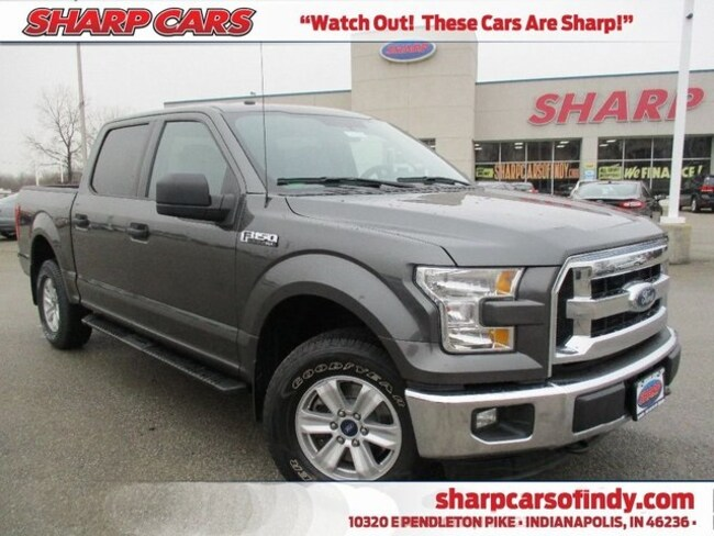 Used 2016 Ford F-150 XLT Truck in Indianapolis, IN