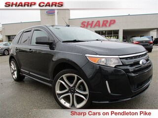 Used 2011 Ford Edge Sport SUV S2713 for sale in Indianapolis, IN