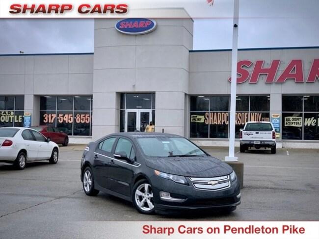 Used 2015 Chevrolet Volt Base Hatchback in Indianapolis, IN