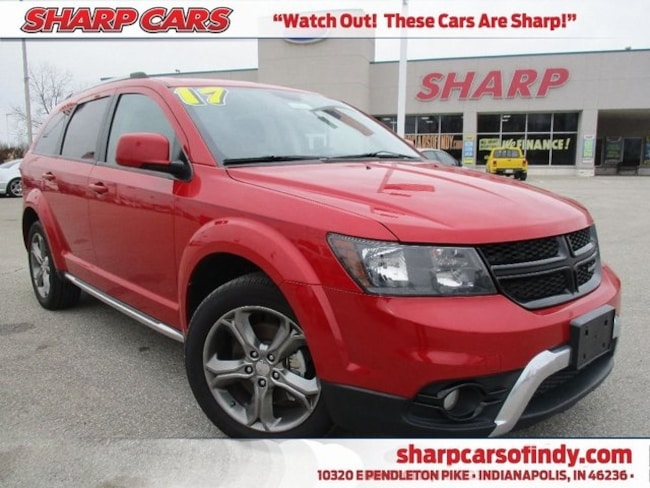 Used 2017 Dodge Journey Crossroad SUV in Indianapolis, IN