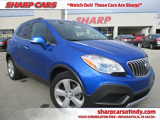 Used 2015 Buick Encore Base SUV in Indianapolis, IN
