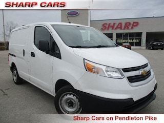 Used 2015 Chevrolet City Express 1LT Cargo Van S2878 for sale in Indianapolis, IN