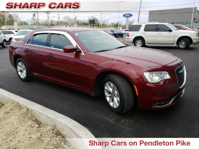 Used 2015 Chrysler 300 Limited Sedan in Indianapolis, IN