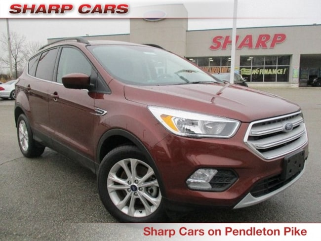 Used 2018 Ford Escape SE SUV in Indianapolis, IN