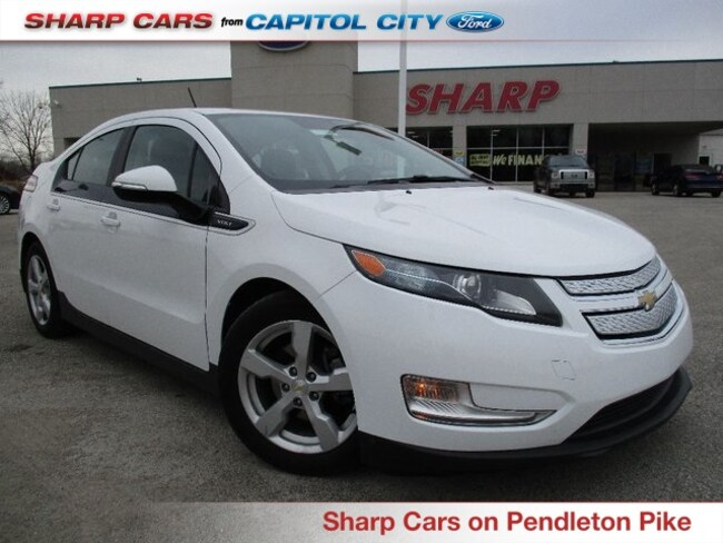Used 2015 Chevrolet Volt Base Hatchback in Indianapolis, IN