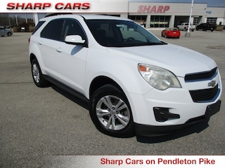 Used 2011 Chevrolet Equinox LT SUV S2845A for sale in Indianapolis, IN
