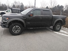 Used 2013 Ford F-150 SVT Raptor Truck SuperCrew Cab SM780 for sale in Indianapolis, IN