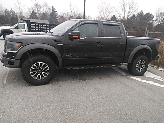 Used 2013 Ford F 150 Svt Raptor For Sale In Indianapolis In Near