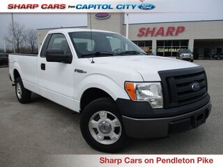 Used 2012 Ford F-150 XL Truck S2908 for sale in Indianapolis, IN