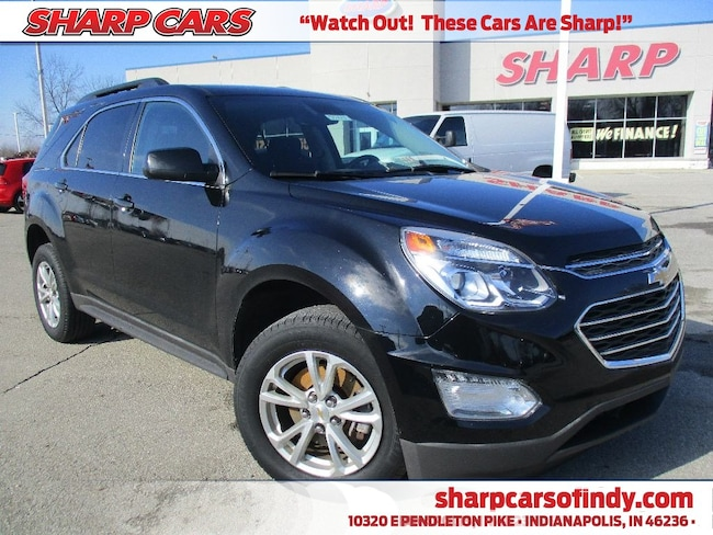 Used 2017 Chevrolet Equinox LT SUV in Indianapolis, IN